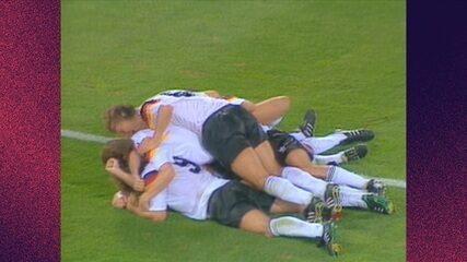 Melhores momentos de Argentina 0 x 1 Alemanha pela final da Copa do Mundo de 90