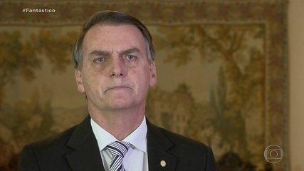 Troca de mensagens revelada por Moro expôs incômodo de Bolsonaro com investigação do STF