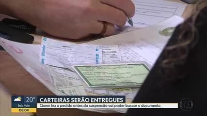 Uai da Praça Sete é reaberta para entrega de carteiras de identidade já solicitadas