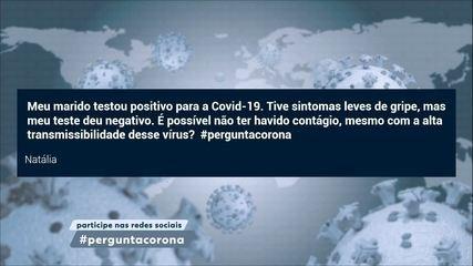 Médico tira dúvida sobre sintomas e transmissão do novo coronavírus