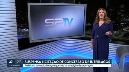 Prefeitura suspendeu por tempo indeterminado licitação de concessão de Interlagos