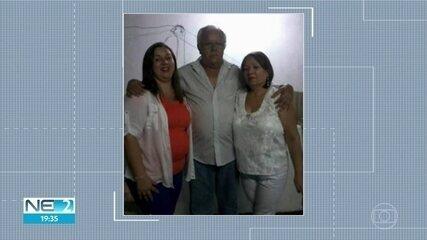 Pai e filha morrem vítimas da Covid-19 e mãe falece com suspeita