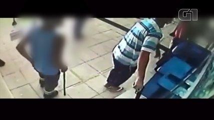 Com máscaras, criminosos assaltam lotérica em Votorantim