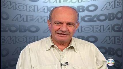 Jornalismo brasileiro perde dois grandes nomes: Ronan Soares e Luís Edgar de Andrade