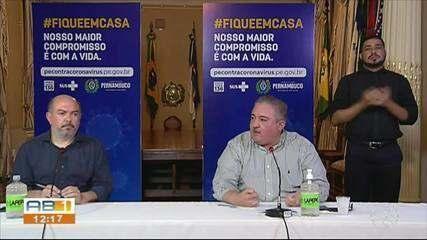 Pernambuco prorroga medidas restritivas para comércio, serviços e instituições
