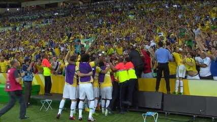 Melhores momentos de Brasil 3 x 0 Espanha pela Copa das Confederações de 2013