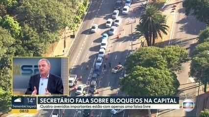Bom Dia São Paulo - Edição de Segunda-Feira, 04/05/2020