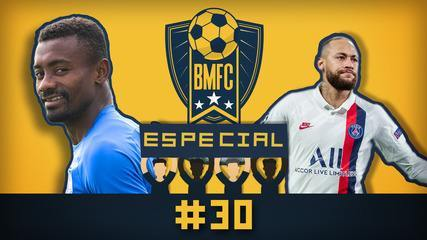BMFC Especial #30: Neymar recusa R$600 milhôes para renovar com PSG