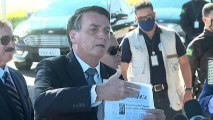 Bolsonaro confirma que superintendente da PF no Rio vai deixar o cargo
