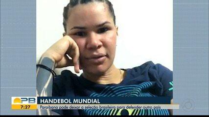 Sem revelar país, Mayssa Pessoa revela planos para se naturalizar