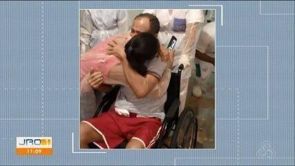 1° paciente da AMI com coronavírus está curado, em Rondônia
