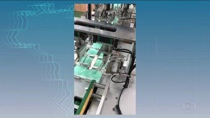 Solidariedade S/A: máquina para produção de máscaras e doação de EPIs e álcool em gel