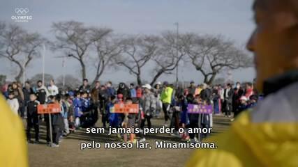 Lições de Fukushima: como a maratona anual traz esperança aos habitantes de Minamisoma