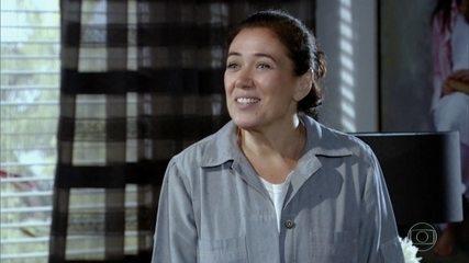 Griselda se vinga de Tereza Cristina