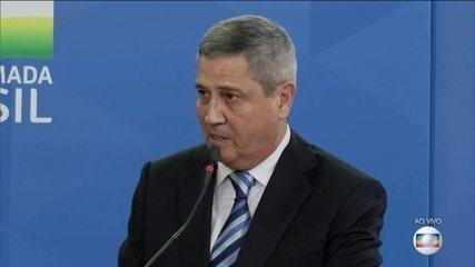 Braga Netto diz que Bolsonaro não queria trocar a superintendência da PF no RJ