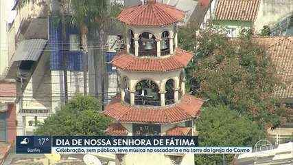 Dia de Nossa Senhora de Fátima tem celebração diferente em Belo Horizonte
