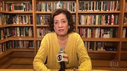 Miriam Leitão: 'PIB de 4,7% é a maior recessão da história brasileira em 120 anos'