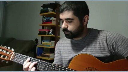 Menino autista que não pôde comemorar aniversário com os amigos ganha música especial