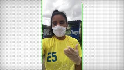 Joanna Maranhão lamenta morte de Coaracy Nunes, ex-presidente da CBDA
