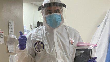 Médico brasileiro que teve Covid-19 nos EUA dá dicas de prevenção