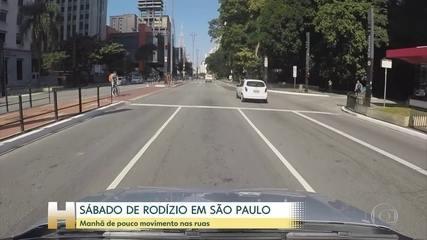 Estudo mostra risco de lockdown em São Paulo se isolamento não aumentar