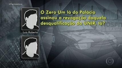 Gravações levantam suspeita de superfaturamento de equipamentos da área de saúde no RJ