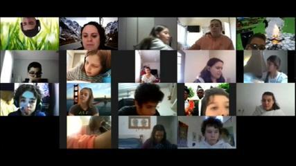 Para não perder o ano em meio à pandemia de Covid-19, alunos se adaptam às aulas on-line