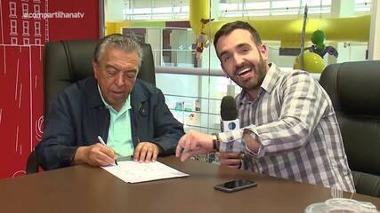 Reveja: visita à Mauricio de Sousa Produções