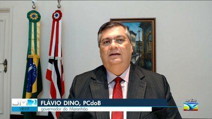 Flávio Dino avalia como foi o lockdown e quais os próximos passos no controle da pandemia