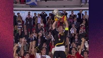 Melhores momentos: Espanha 1 x 0 Alemanha na final da Euro 2008