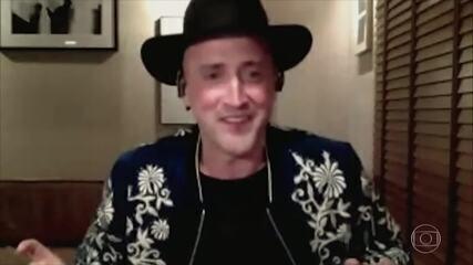 Bial fala sobre humor sarcástico de Paulo Gustavo
