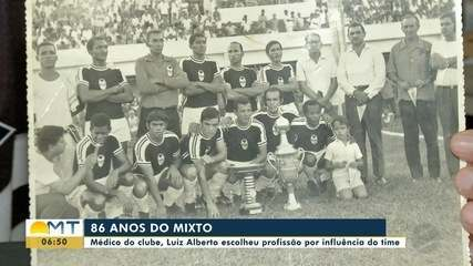 A história de um torcedor fanático nos 86 anos do Mixtão, maior campeão mato-grossense