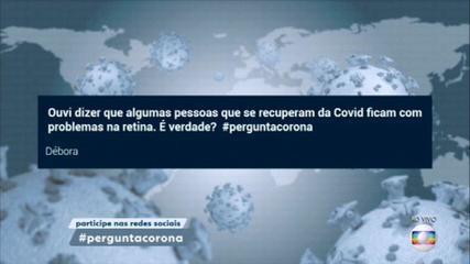 Especialista esclarece que sequelas do Covid-19 ainda estão sendo estudadas