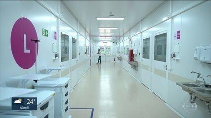 Fiocruz inaugura centro para atender pacientes graves do Covid-19 em Manguinhos
