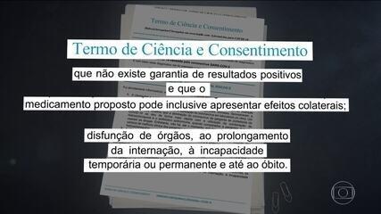 Ministério da Saúde libera uso da cloroquina no SUS para casos leves de Covid-19