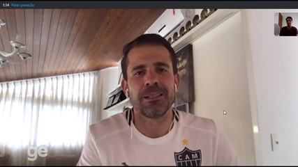 Em entrevista antes do retorno aos treinos, ao repórter Junior Paschoalotto, da TV Fronteira – afiliada Globo no Oeste Paulista –, Victor falou dos cuidados com a mãe e dos ensinamentos tirados do período atual