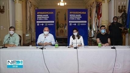 Coronavírus provoca mais mortes do que a AVC e infarto juntos, no Recife