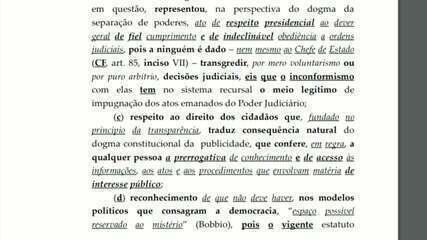 Celso de Mello derruba sigilo de vídeo de reunião ministerial