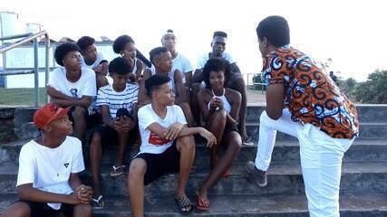 """Grupo """"Os Atrevidos"""" demonstram paixão pela dança"""