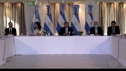 Argentina entra oficialmente em moratória