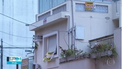 Cresce inadimplência de aluguéis em SP