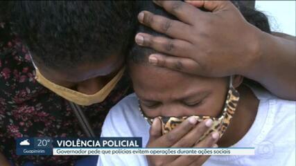 Governo do RJ pede que polícias evitem operações em favelas em momentos de ações sociais
