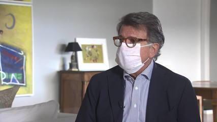Paulo Marinho diz que vai tentar recuperar celular de Gustavo Bebianno