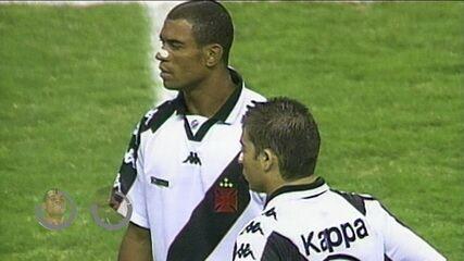 Com dupla de ataque contestada inicialmente, Vasco conquistou a Libertadores em 1998