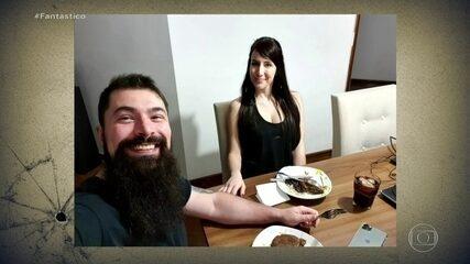 Namoro termina em tragédia em SP; Fantástico obteve áudios e mensagens