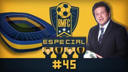 BMFC Especial #45: Aniversário da Bombonera e do River Plate no mesmo dia?!