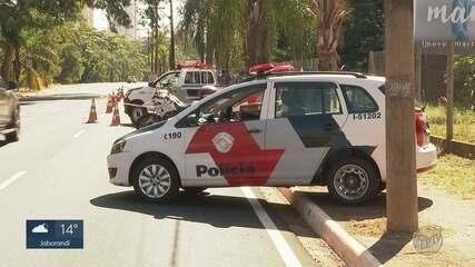 Jovem morre e criança fica estado grave após acidente de moto em Ribeirão Preto, SP