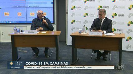 Prefeito de Campinas atualiza situação do coronavírus na cidade