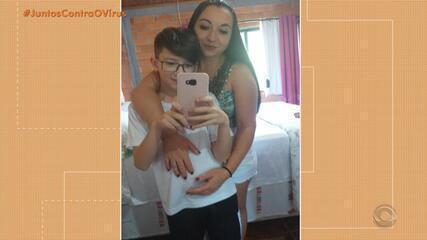 Após mãe confessar crime, laudo aponta estrangulamento em morte de menino de 11 anos