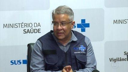 Em carta, Wanderson de Oliveira cita 'pedras no caminho' no combate à pandemia da Covid-19